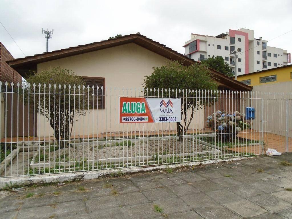 Casa comercial para locação, Aristocrata, São José dos Pinha