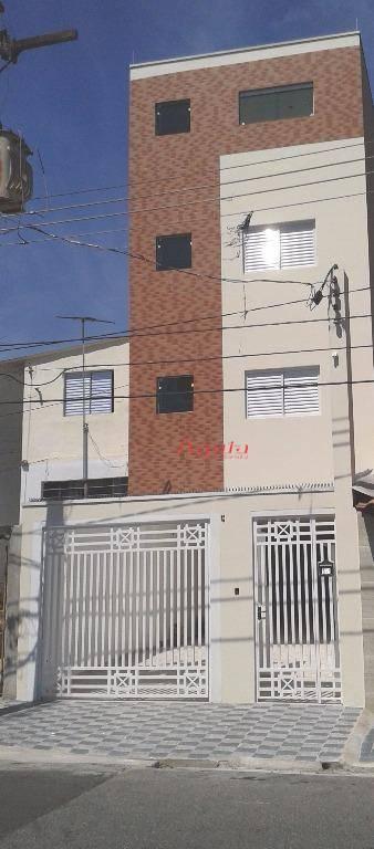 Cobertura residencial à venda, Vila Baeta Neves, São Bernardo do Campo.