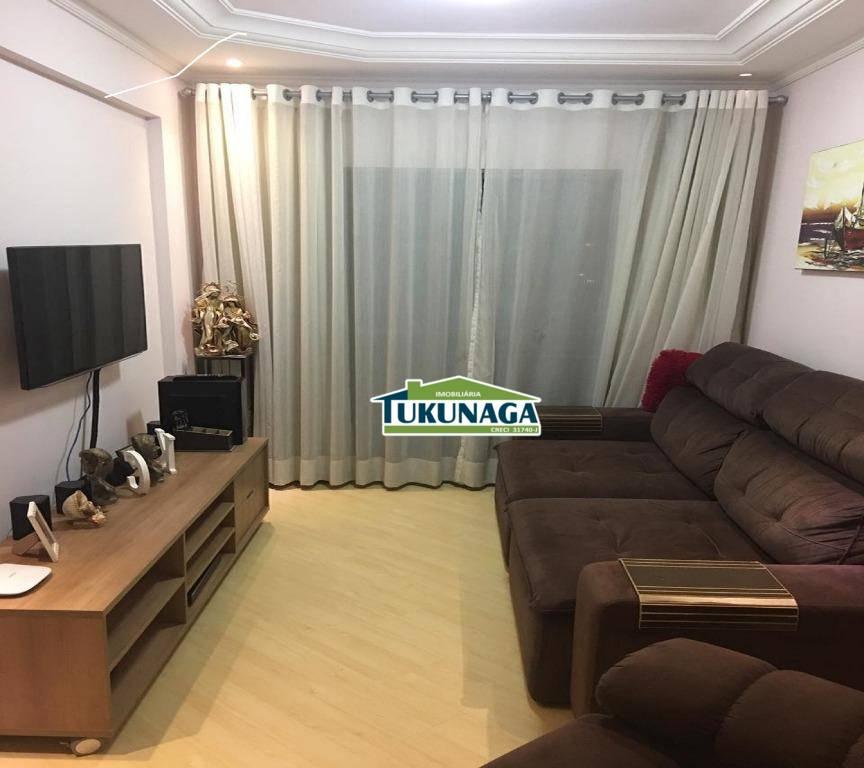 apartamento vila rosalia, 73 m², 2 cormitorios com suite , 2 vagas