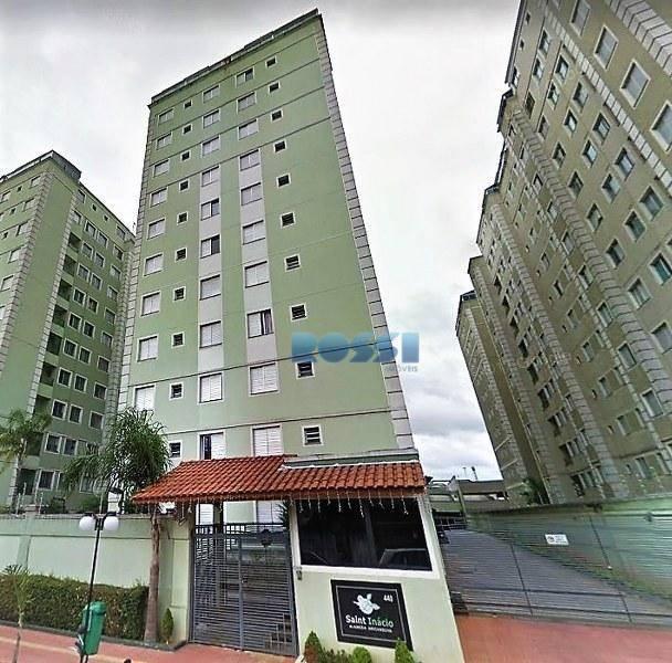 Apartamento residencial à venda, Jardim Santa Terezinha (Zona Leste), São Paulo.