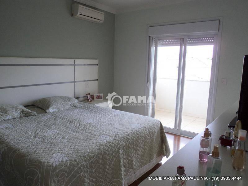 Casa de 4 dormitórios à venda em Condomínio Metropolitan Park, Paulínia - SP