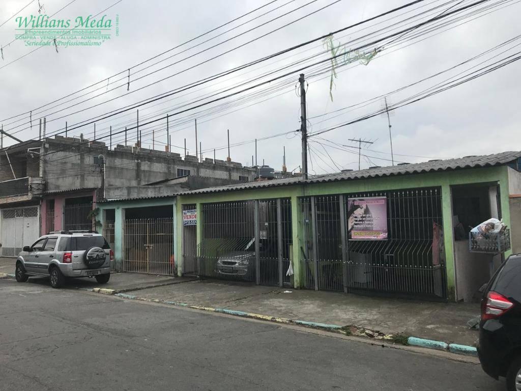 06 Casas para RENDA, 480 m² por R$ 700.000 - Jardim das Nações - Guarulhos/SP