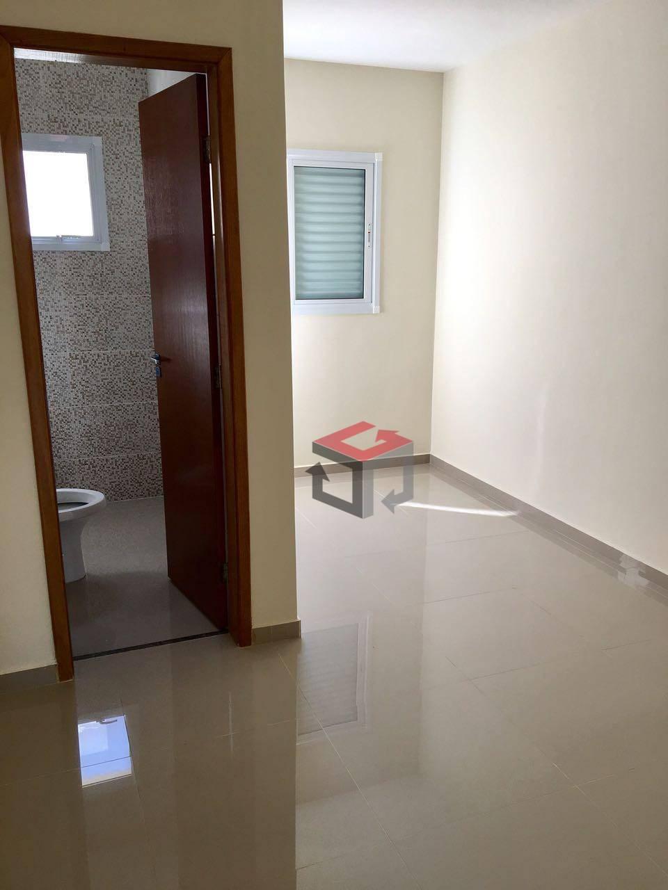 Sobrado de 2 dormitórios à venda em Vila Homero Thon, Santo André - SP
