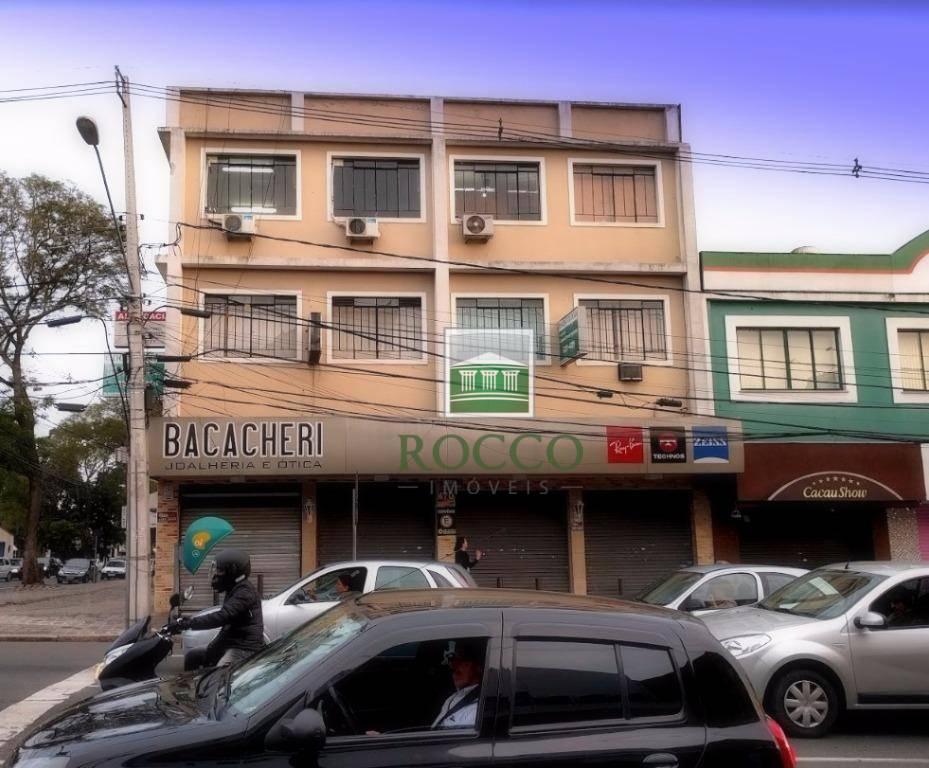 Sala comercial para locação, Bacacheri, Curitiba.
