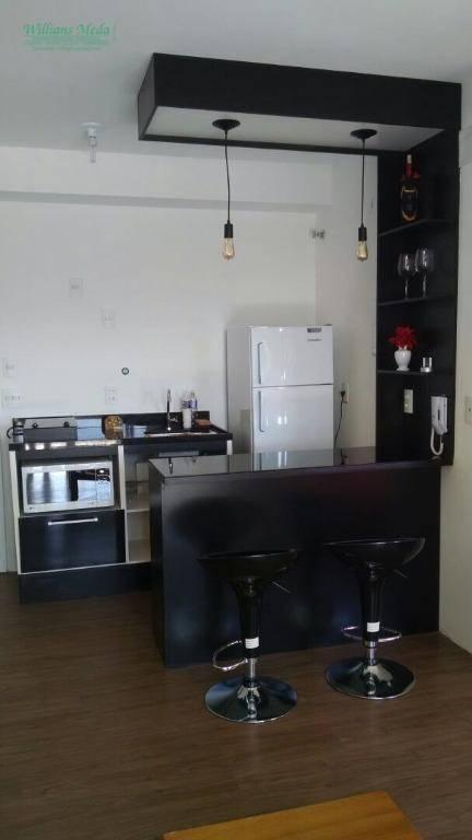 Studio residencial para locação, Jardim Flor da Montanha, Gu