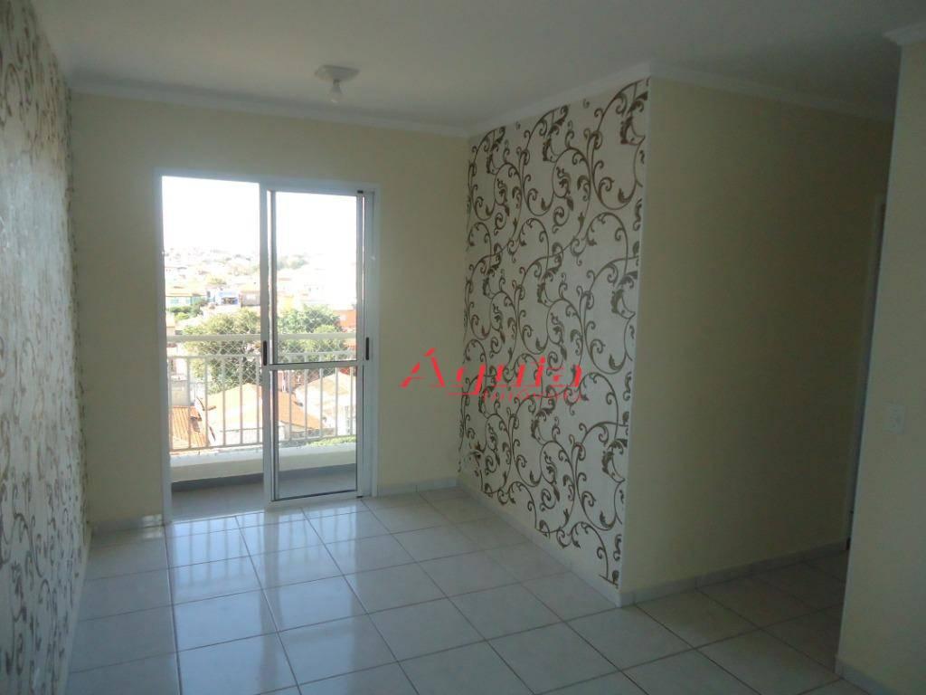 Apartamento com 2 dormitórios à venda, 49 m² por R$ 225.000,00 - Parque Novo Oratório - Santo André/SP