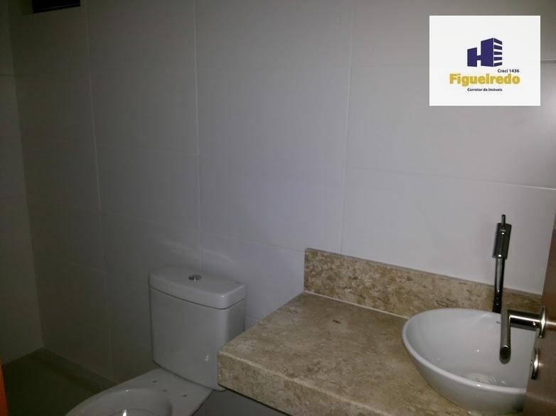 Apartamento com 2 dormitórios à venda, 63 m² por R$ 391.513 - Bessa - João Pessoa/PB