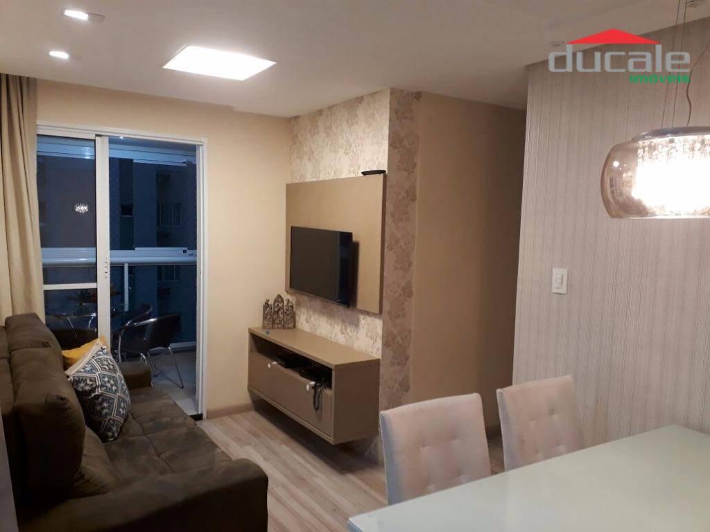 la vita apartamento 2 quartos suite todo montado