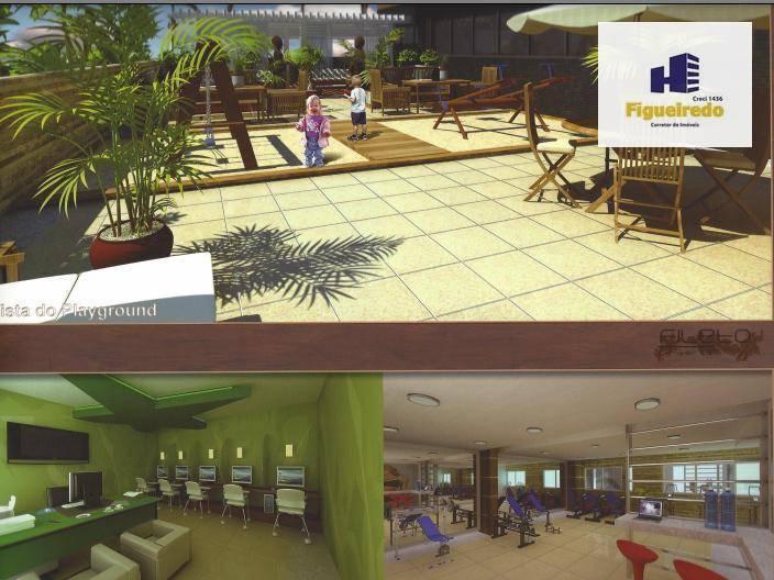 Apartamento com 3 dormitórios à venda, 143 m² por R$ 885.000 - Jardim Oceania - João Pessoa/PB