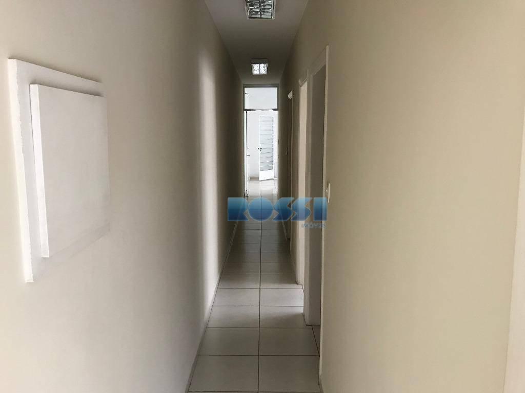 casa térrea 206 m² - residencial/comercial02 dormitórios, sala, banheiro com box, cozinha com armário, área de...