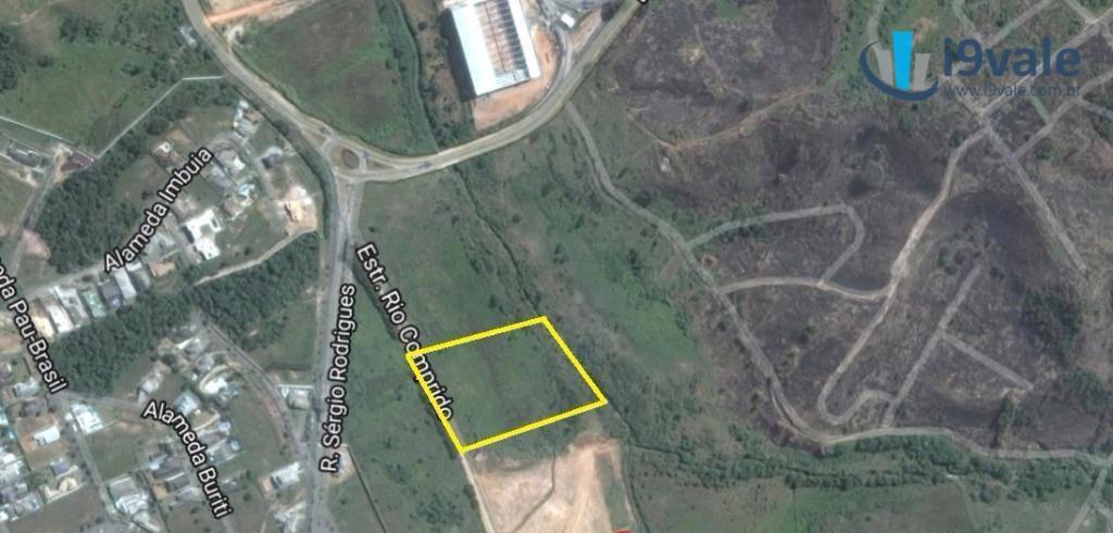 Área à venda em Rio Comprido, Jacareí - SP