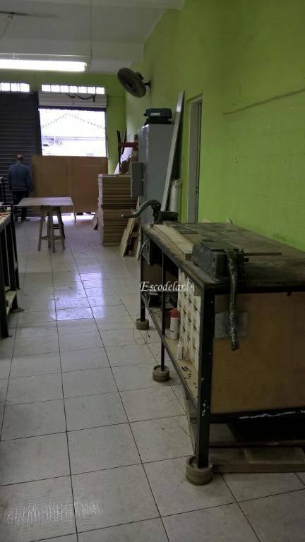 Ponto comercial à venda, Casa Verde, São Paulo - PT0010.