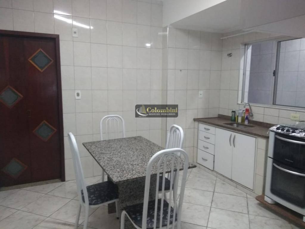 Casa com 3 dormitórios à venda/locação, 100 m² - Jardim das Maravilhas - Santo André/SP