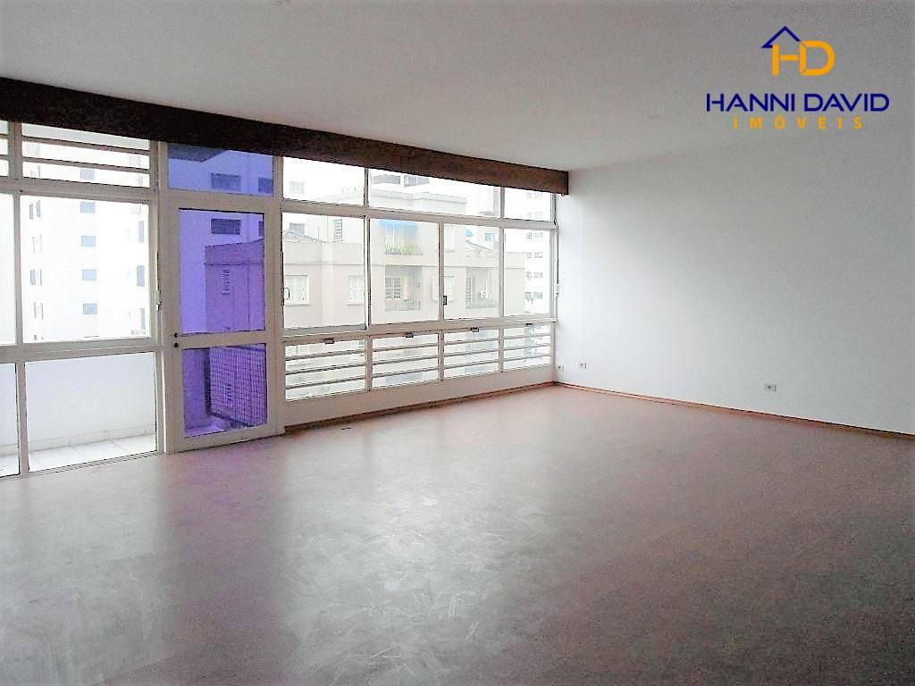 Ótimo Apartamento á venda no Jardins - 170 m²  - 3 dormitórios, 1 suíte, 2 vagas