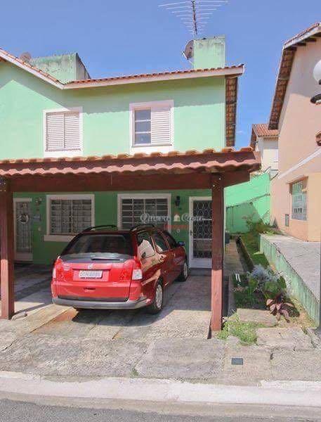 Sobrado residencial à venda, Jardim Bela Vista, Mogi das Cru