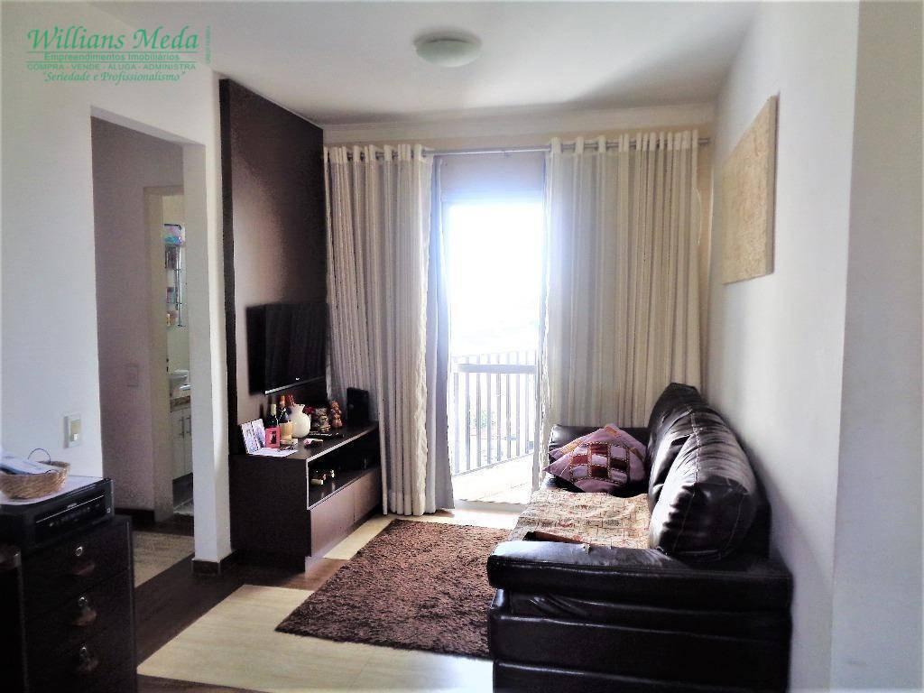 Apartamento com 2 dormitórios à venda, 51 m² por R$ 320.000 - Parque da Mooca - São Paulo/SP