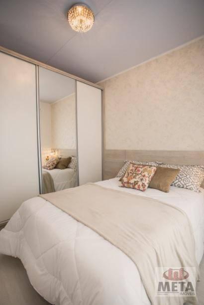 Apartamento com 2 Dormitórios à venda, 65 m² por R$ 345.636,01