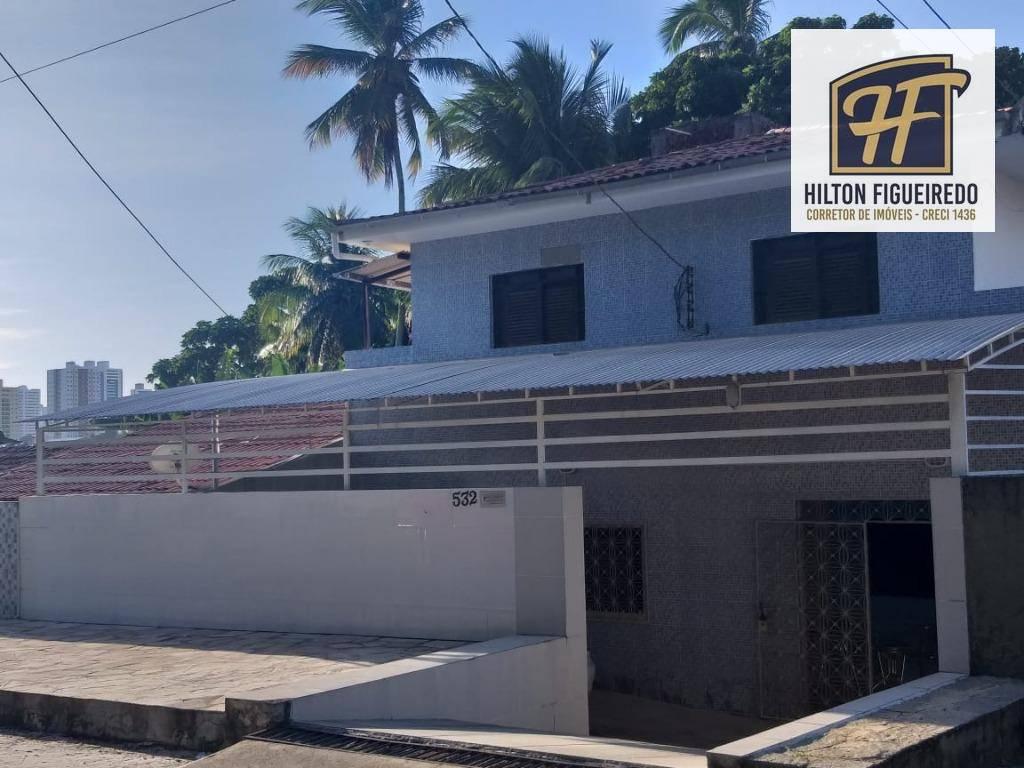 Casa com 5 dormitórios à venda, 360 m² por R$ 250.000 Com moveis projetados - Castelo Branco Pessoa/PB