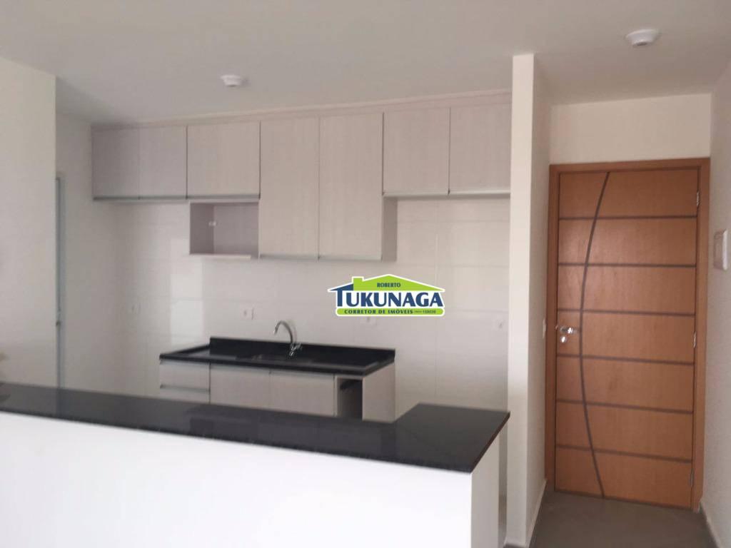 Apartamento 3 dormitórios Condomínio Monte Carmelo Ponte Grande Guarulhos