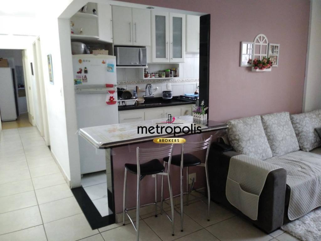 Apartamento com 2 dormitórios à venda, 62 m² por R$ 300.000 - Jardim Patente Novo - São Paulo/SP