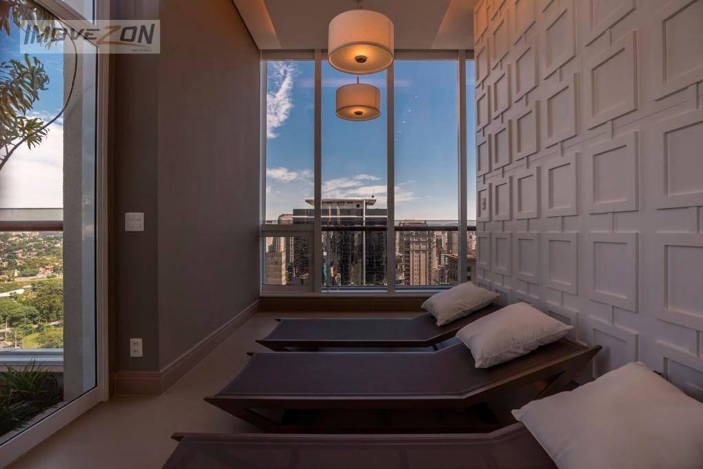 Sala de descanso_One Eleven Home By Helbor