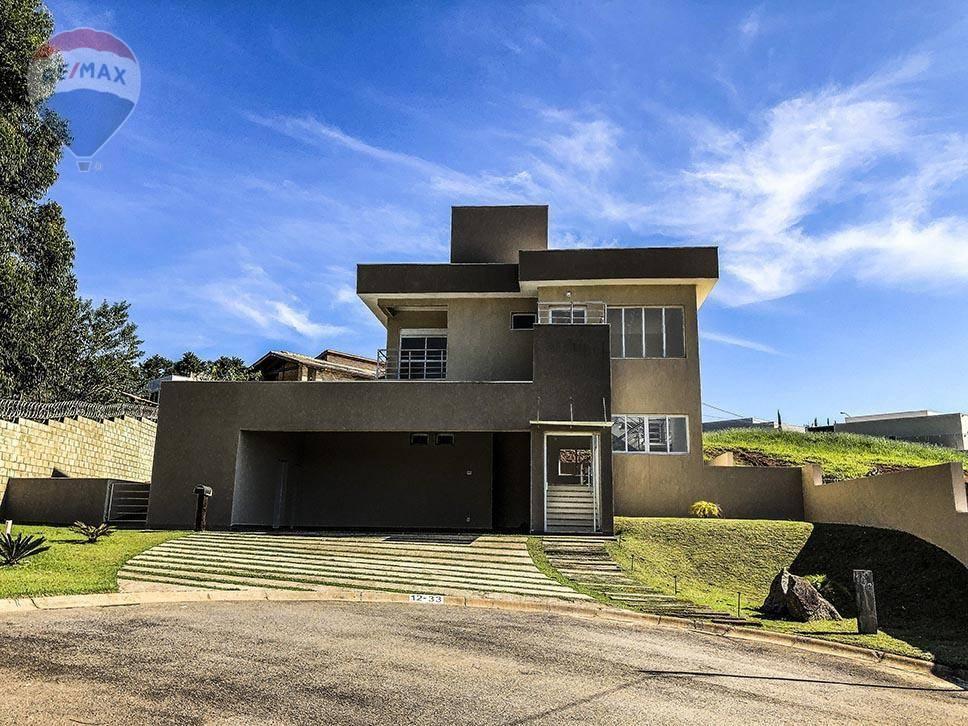 Casa com 3 dormitórios à venda, 250 m² por R$ 950.000 - Condomínio Residencial Campos do Conde - Bragança Paulista/SP