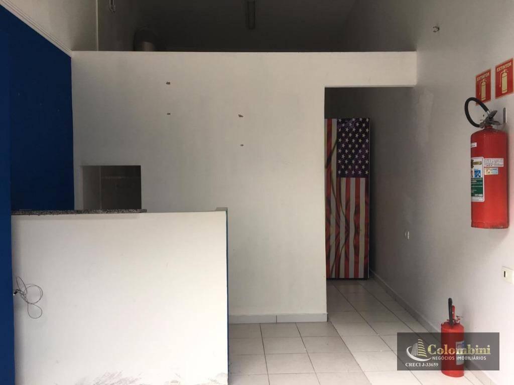 Salão para alugar, 32 m² - Centro - São Caetano do Sul/SP