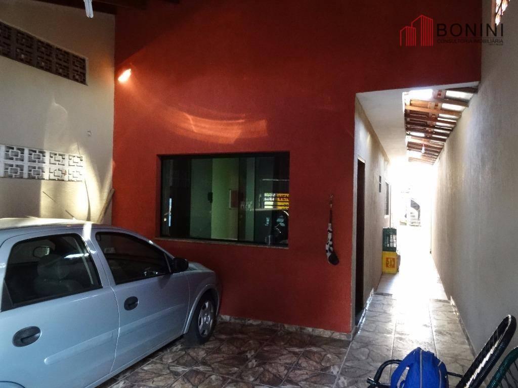 Casa 4 Dorm, Jardim Esmeralda, Santa Barbara D'Oeste (CA0258)