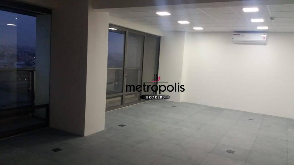 Sala para alugar, 87 m² por R$ 3.800,00/mês - Cerâmica - São Caetano do Sul/SP