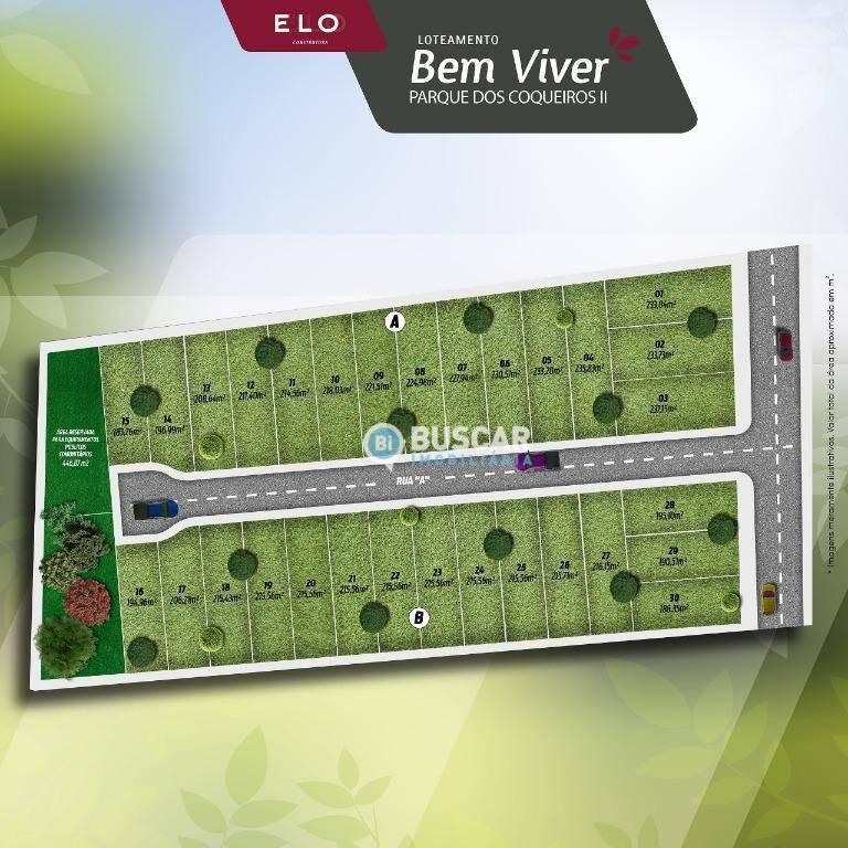 Terreno à venda, 183 m² por R$ 29.321,00 - Novo Horizonte - Feira de Santana/BA
