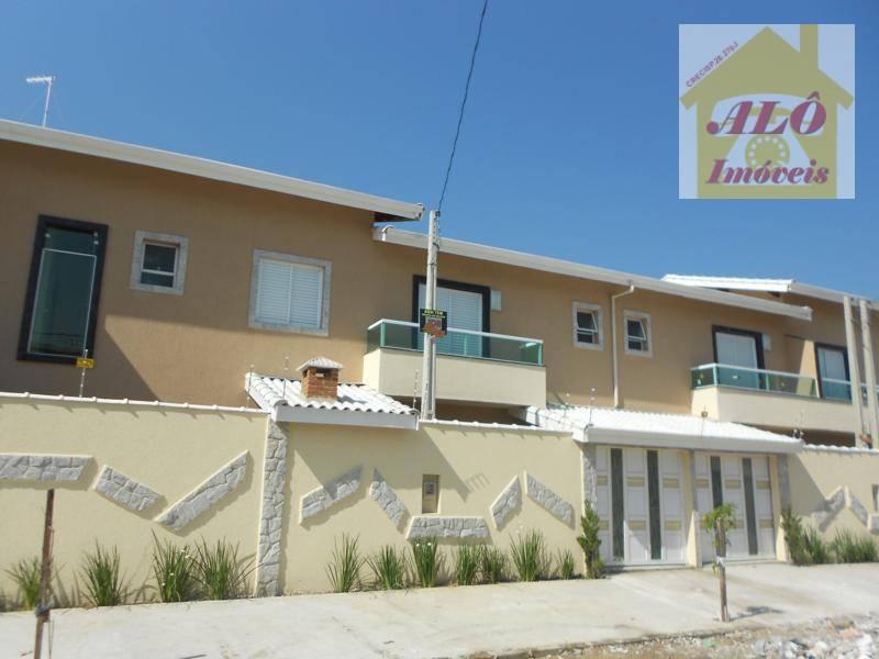 Sobrado  residencial à venda, Balneário Maracanã, Praia Gran