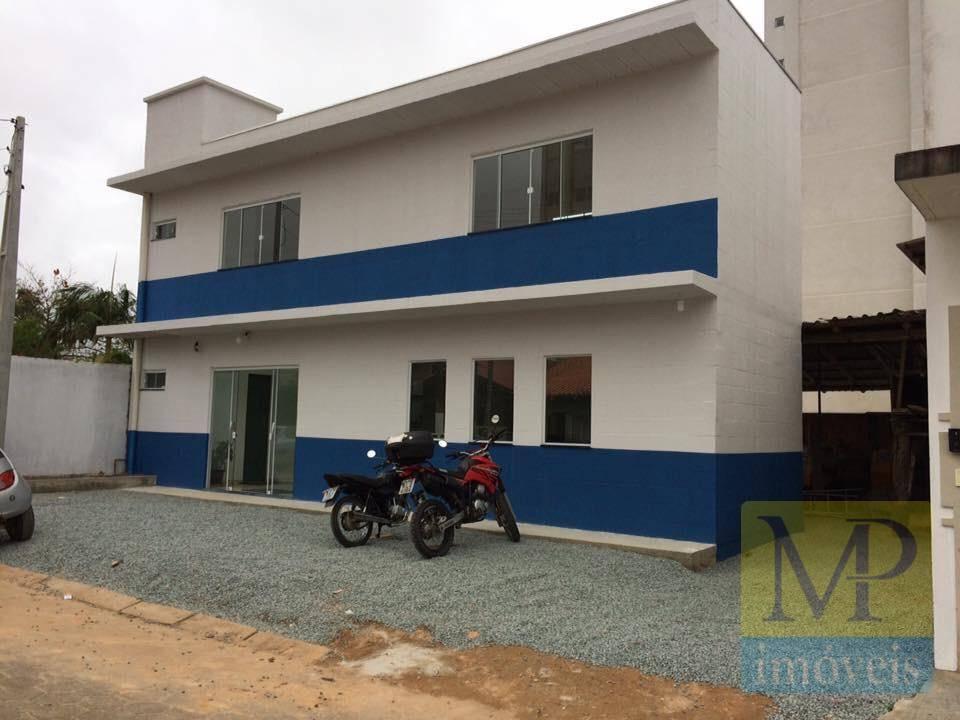 Sala à venda, 130 m² por R$ 450.000 - Centro - Balneário Piçarras/SC