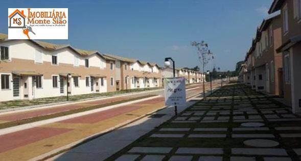 Oportunidade no Condomínio Villa Alegre Sobrado com 2 dormitórios à venda, 54 m² - Jardim Nova Cidade - Guarulhos/SP