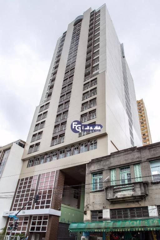 Apartamento Studio, 1 dormitório no Centro, Curitiba PR