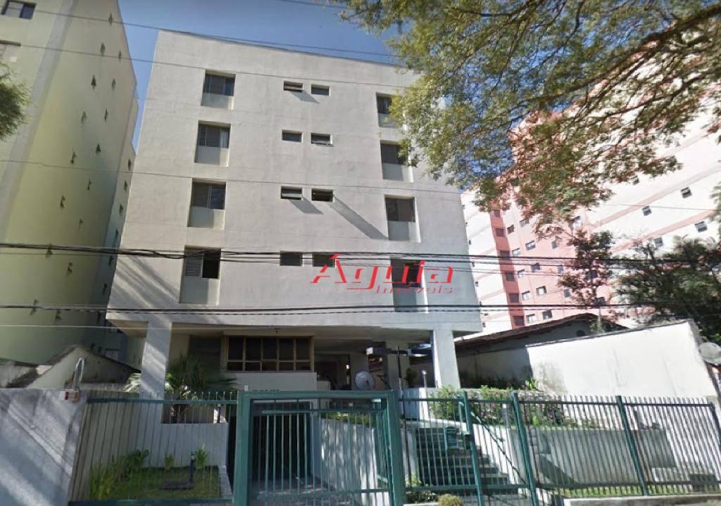 Apartamento com 2 dormitórios à venda, 97 m² por R$ 459.000 - Vila Homero Thon - Santo André/SP