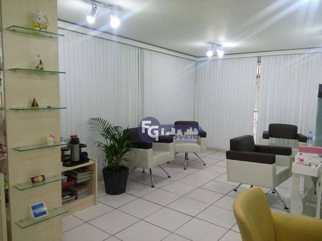 Salão de Beleza completo com Ponto comercial a venda - Centr