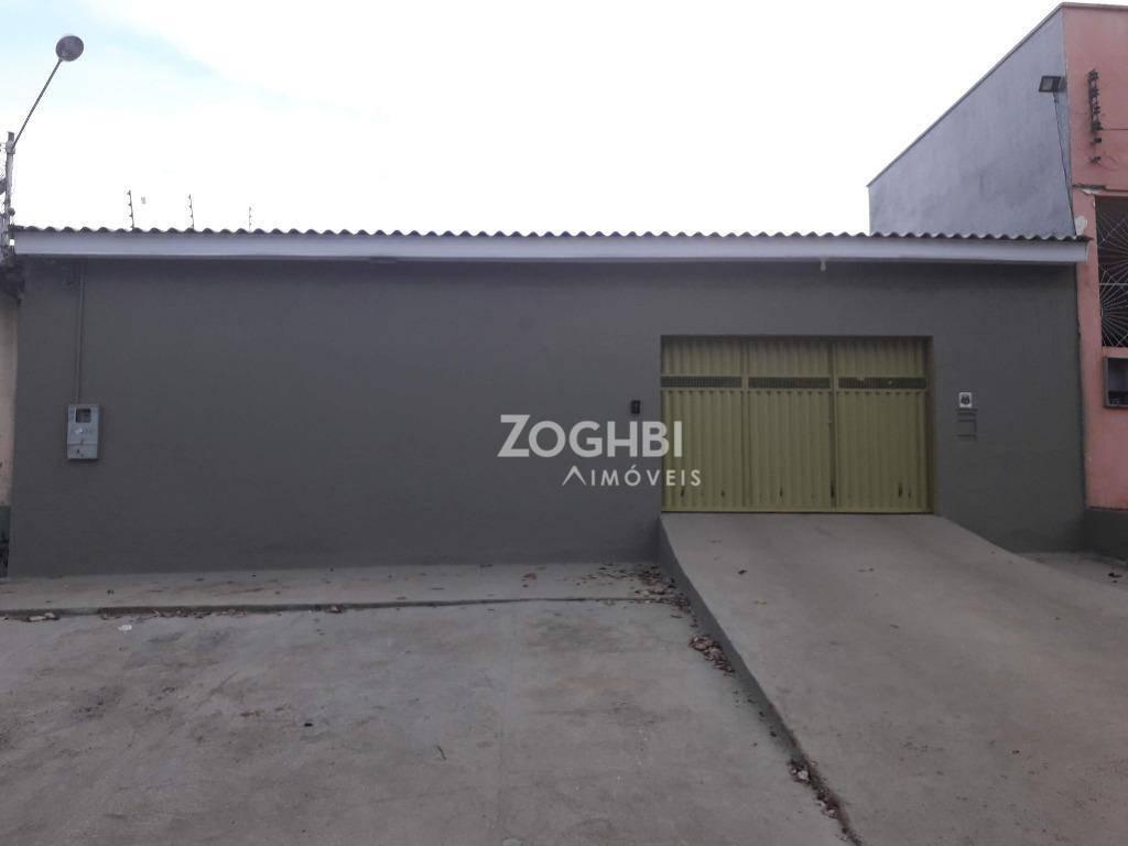 Casa com 3 dormitórios para alugar, 180 m² por R$ 2.900/mês - Pedrinhas - Porto Velho/RO