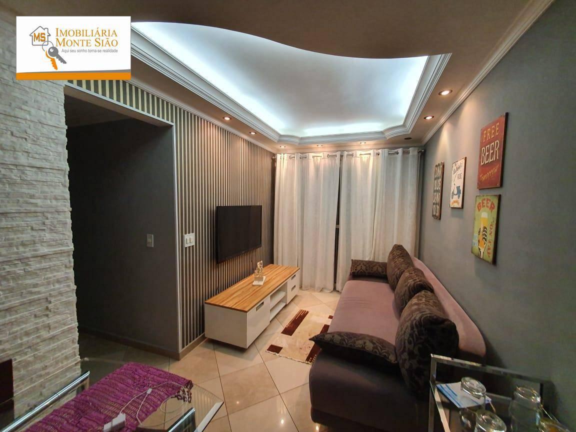 Lindo Apartamento com 02 dormitórios no Macedo