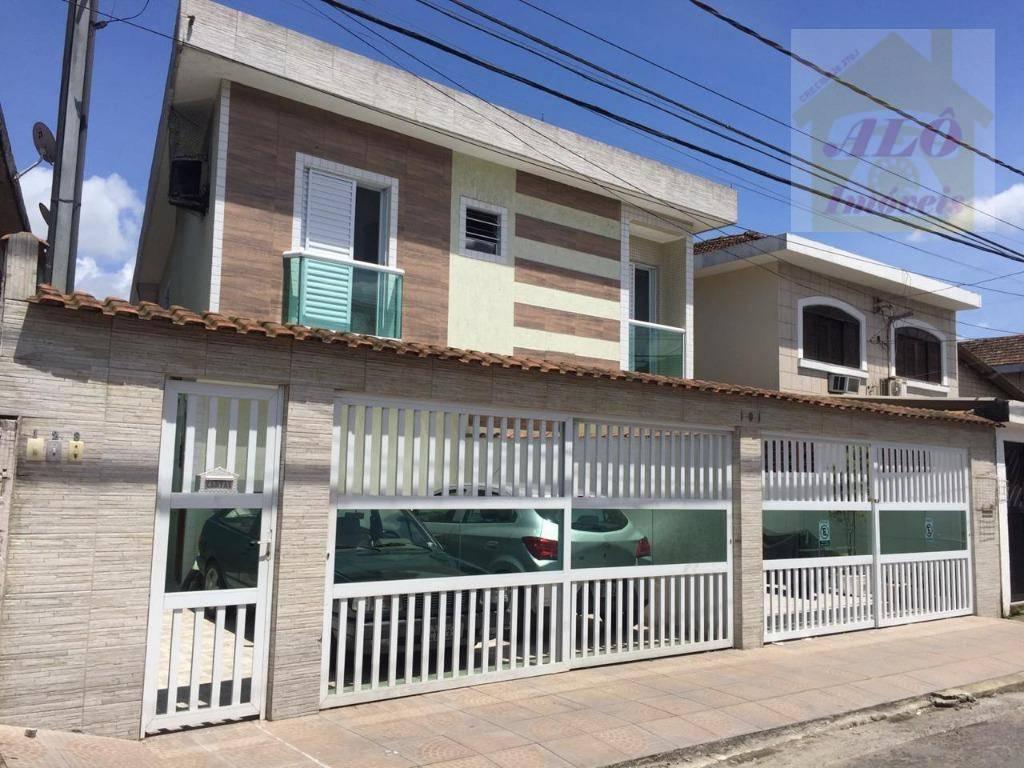 Casa residencial à venda, Parque Bitaru, São Vicente.