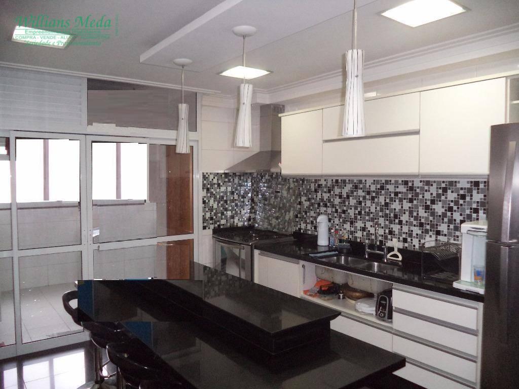 Apartamento com 3 dormitórios à venda, 175 m² por R$ 1.500.0