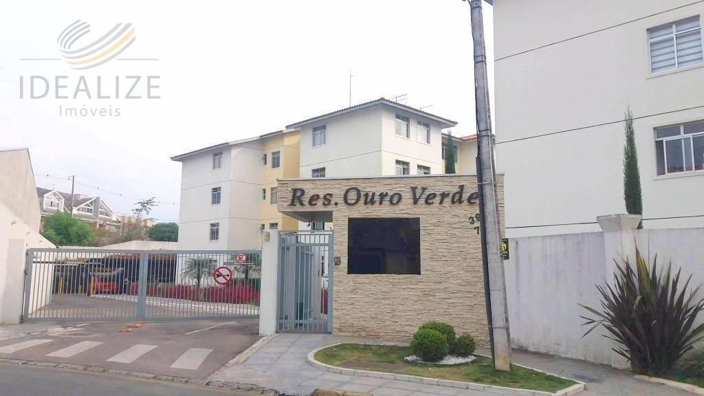 Apartamento residencial à venda, Braga, São José dos Pinhais
