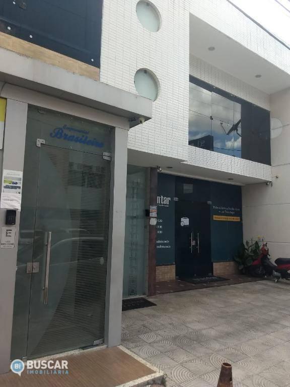Sala para alugar, 36 m² por R$ 900/mês - Centro - Feira de Santana/BA