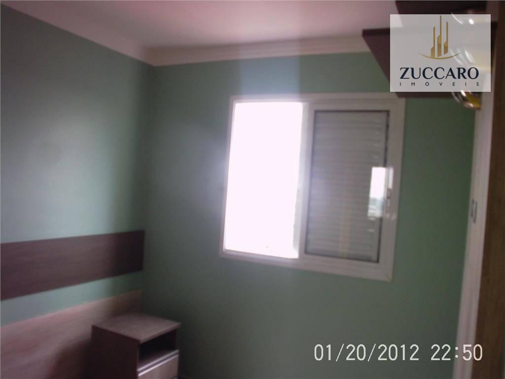 Apartamento de 2 dormitórios à venda em Vila Das Palmeiras, Guarulhos - SP