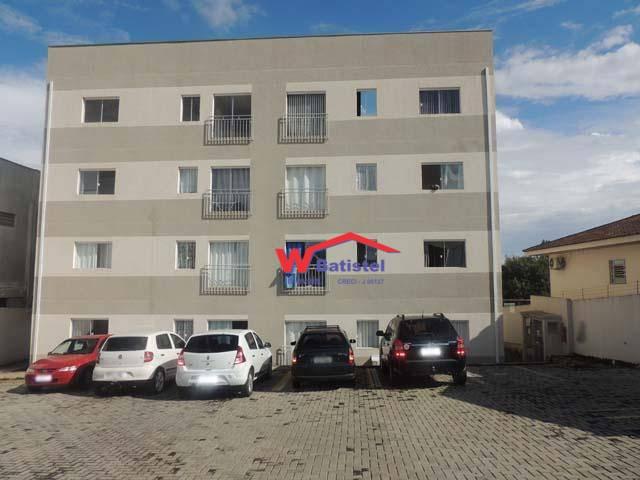 Apartamento com 2 dormitórios à venda, 50 m² por R$ 149.900 - Rua Presidente Faria nº 676 - São Dimas - Colombo/PR