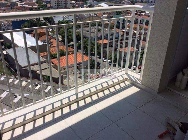 Apartamento de 2 dormitórios à venda em Fundação, São Caetano Do Sul - SP