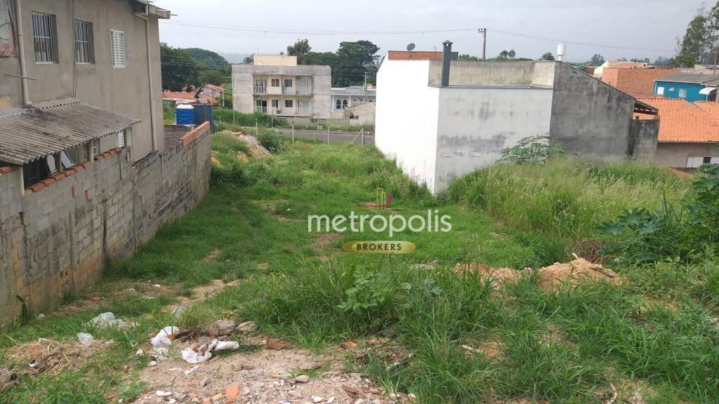 Terreno à venda, 250 m² por R$ 170.000,00 - Jardim Morumbi - Indaiatuba/SP