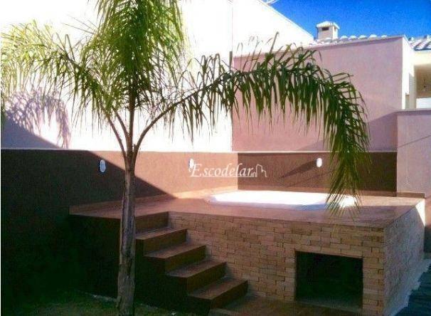 Casa residencial à venda, Parque Terras de Santa Olívia, Araras.