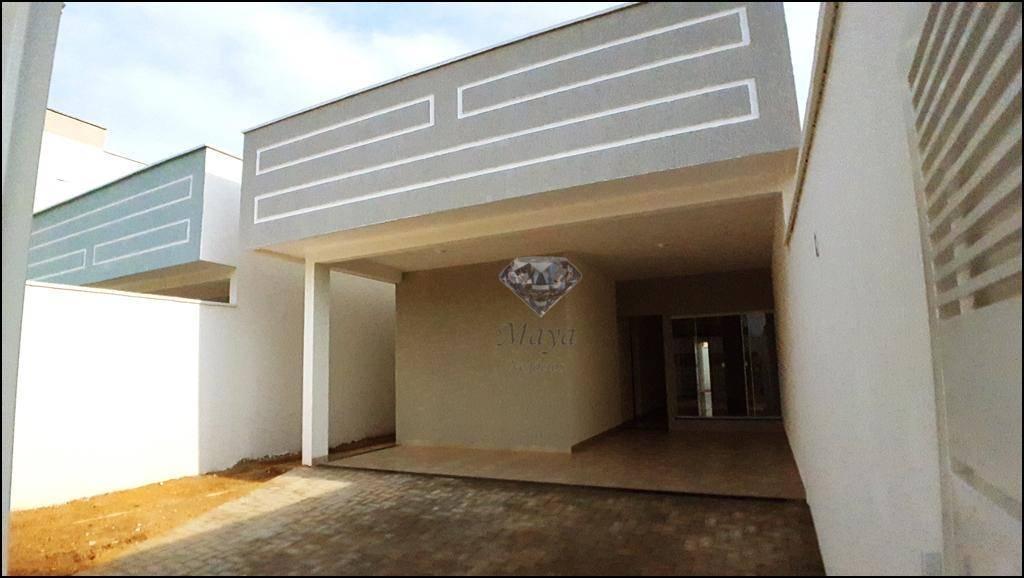 Casa 3 Suítes, 119 m² c/ quintal na 507 Sul