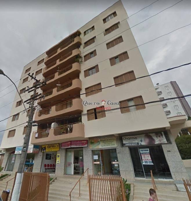 Apartamento residencial à venda, Centro, Serra Negra.