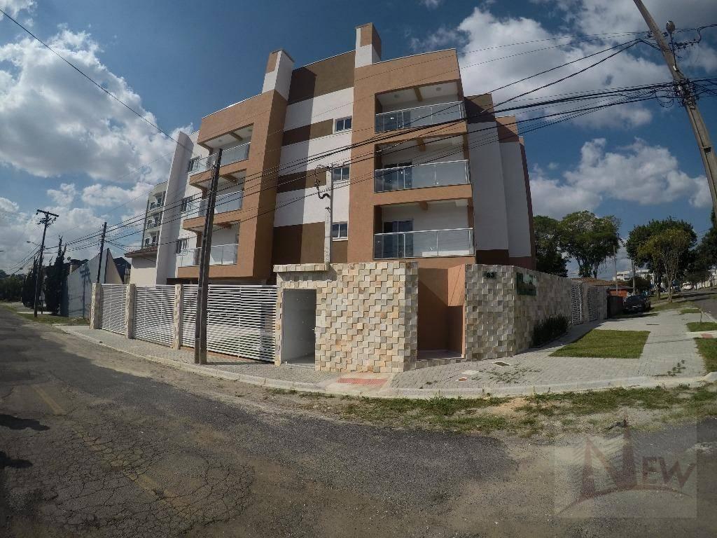 Apartamento 02 quartos no Cidade Jardim, São José dos Pinhai
